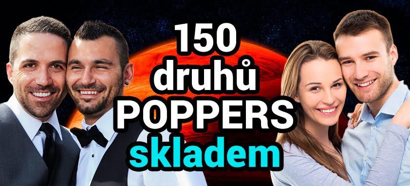 Erotikum.cz - 150 druhů poppers skladem