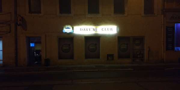 GAY erotic guide:  Daves Club Brno
